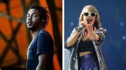 Kendrick Lamar ou Taylor Swift vont faire la course aux