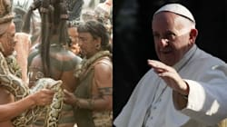 Il Papa chiede perdono agli indios: