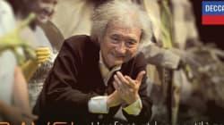 小澤征爾さん、グラミー賞の最優秀オペラ・レコーディングを受賞