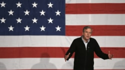 A Family Affair: George W. Joins Brother Jeb On The Campaign