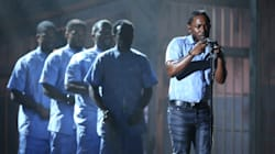 Kendrick Lamar's Powerful Grammys Performance Will Go Down In