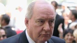 Senate To Hear Protest Against Alan Jones' 'Stolen Generation'