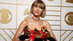 Kendrick Lamar y Taylor Swift comparten la gloria en los