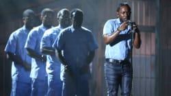 La performance à ne pas rater aux Grammys, c'était le live engagé de Kendrick