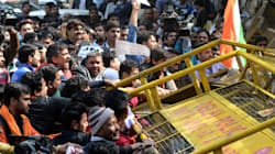 The BJP's Vulgar Display Of Power At JNU Is A Wider