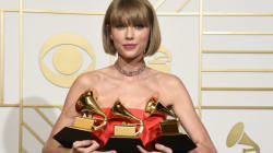 T-Swift Fires Back At Kanye, Says She Made Herself