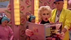 Le nouveau clip de Gwen Stefani tourné pendant les