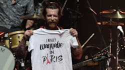 J'étais au concert des Eagles of Death Metal à