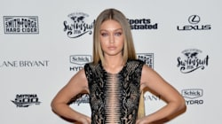 Gigi Hadid Is Seriously Sexy In A See-Through