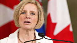 Notley's Political Fortunes Falling Fast, Poll