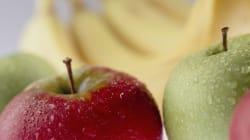 Manzanas, plátanos y cocos, la suma que vuelve loco a