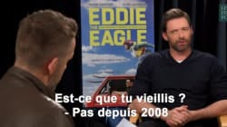 L'interview déjantée de Hugh Jackman par Ryan