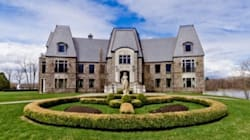 Look: Celine Dion's $25.5-Million Island Palace