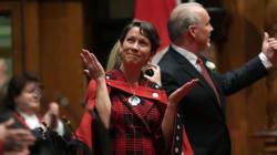 B.C. Legislature Welcomes 1st Female Indigenous