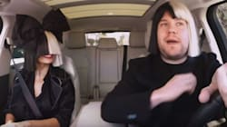 Sia And James Corden Get Wiggy With It For Carpool