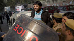 How The Persecution Of Kanhaiya Kumar Pulled The Left Out Of The