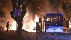 Selon la Turquie, l'attentat d'Ankara est l'oeuvre d'un