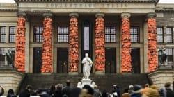 Nouveau coup d'éclat de l'artiste Ai Weiwei à Berlin