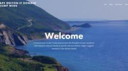 Cap-Breton, destination des réfugiés