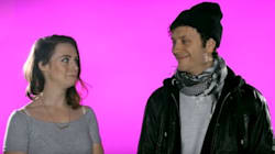 Watch These Exes Go Through Each Others'