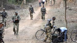 Four Naxals Killed, Two CRPF Jawans Injured In Encounter In