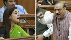 BJP's OP Sharma Faces Expulsion From Delhi Assembly For Sexist