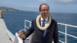Hollande, le président des