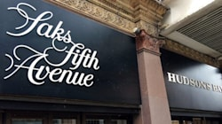 Saks Fifth Avenue Opens In