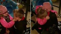 Elle a fait pleurer son grand-frère en... lui offrant un