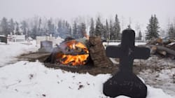 Ice Sculptor To Honour La Loche Victims At Winter