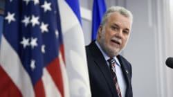 Le gouvernement Couillard cautionne les frappes américaines en