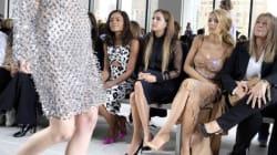 Blake Lively Just Broke The Cardinal Fashion Week