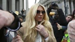 Kesha perd son procès contre son producteur, les stars