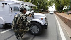 Militants Attack CRPF Convoy In J&K, 2 Jawans