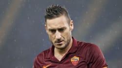 Totti allontanato dal ritiro della Roma