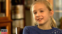 This 8-Year-Old Just Beat Breast