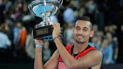 Nick Kyrgios Wins First Tournament, Then Pays The French A Deliciously Cheesy