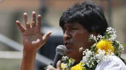 Référendum: les Boliviens refusent un quatrième mandat à