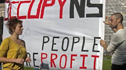 Occupy Nova Scotia Protesters Demand Mayor's