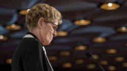 Wynne Apologizes For 1912