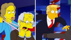 Voici ce que pensent les Simpson des primaires