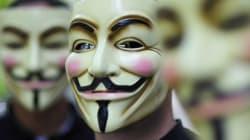 «Les Anonymous, c'est comme les