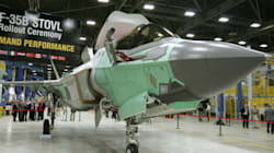 F35-Maker Wants To Build Planes For
