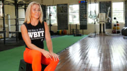 From Anorexia To Athlete And Mentor: One Woman's Journey To