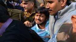 Delhi Police Opposes Kanhaiya Kumar's Bail