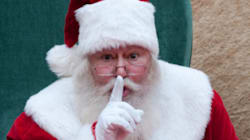 EXCLUSIVE SANTA SECRETS: How To Get Off The Naughty