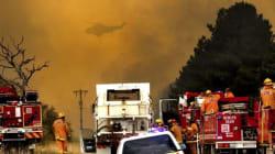 Bushfires Downgraded After 115 Fires Broke Out Across