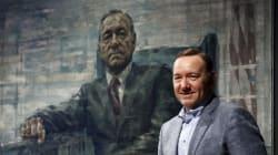 Frank Underwood entre au musée comme un vrai