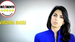 Virginia Raggi è la candidata sindaco del Movimento 5 Stelle a