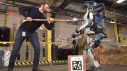 Impossible de ne pas compatir devant ce pauvre robot